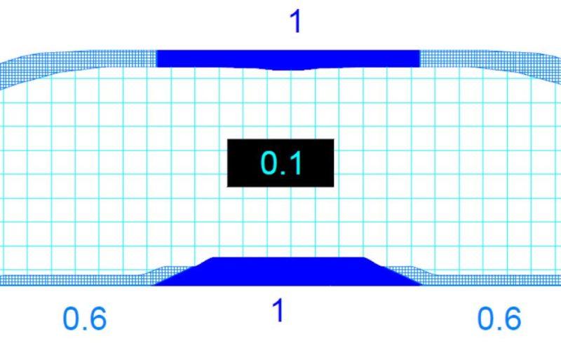 Discretization of density map and gcode generation